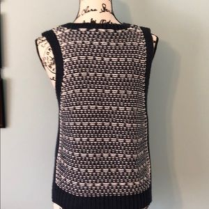 Anthropologie Sweaters - Anthropologie MOTH knit sweater vest, Sz small